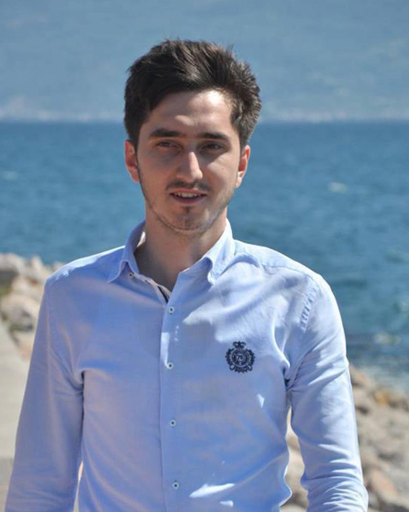 Araş. Gör. Mustafa Çağrı GÜRBÜZ (Rehber)
